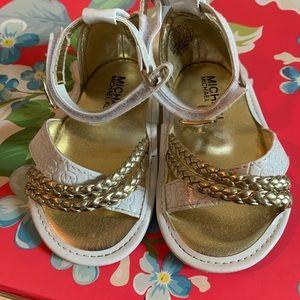 Michael Kors Millie Baby Sandals